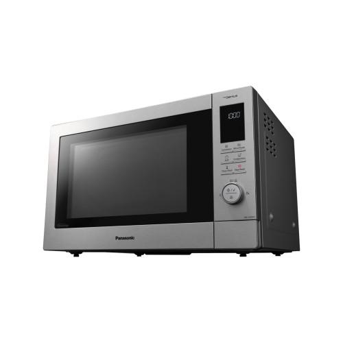 Panasonic 34L S/Steel Inverter Combination Microwave - Betta Online Only Price