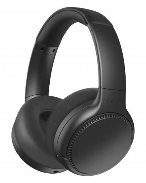 Panasonic Black Deep Bass Wireless Noise Cancelling Headphones - Betta Online Only Price