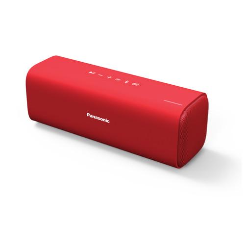 Panasonic Red Portable Bluetooth Speaker - Betta Online Only Price