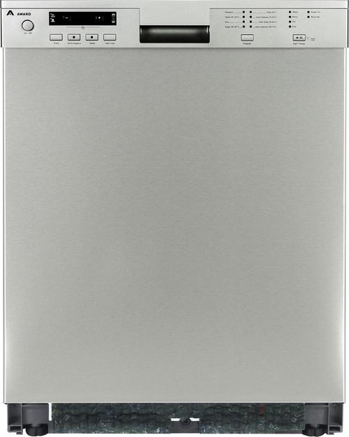 Award 15 Place S/Steel Built-under Dishwasher - Betta Online Only Price