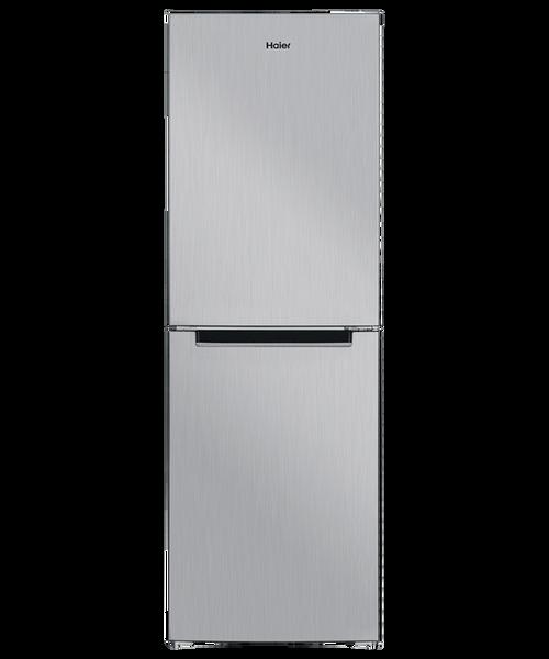 Haier 230L^ S/Steel Bottom Mount Fridge/Freezer - Betta Online Only Price
