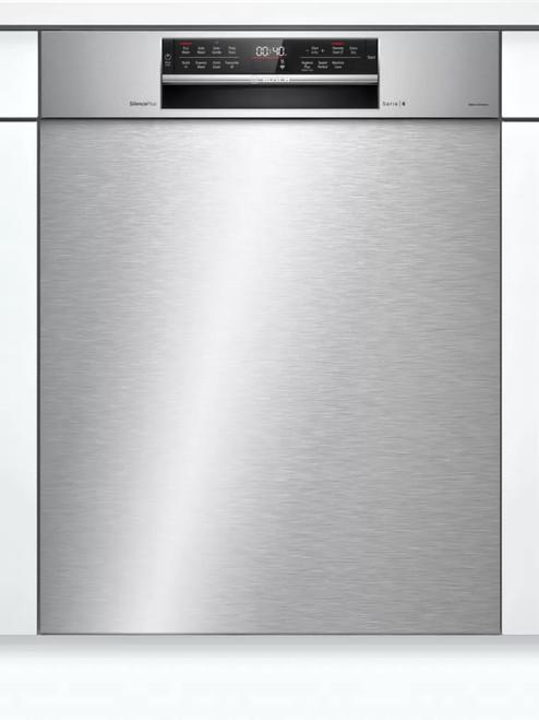 Bosch 15 Place S/Steel Built-Under Dishwasher Series 6 - Betta Online Only Price