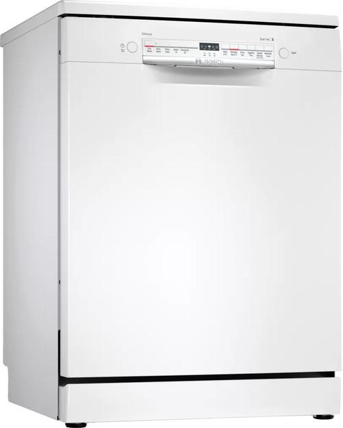 Bosch 13 Place White Freestanding Dishwasher Series 2 - Betta Online Only Price