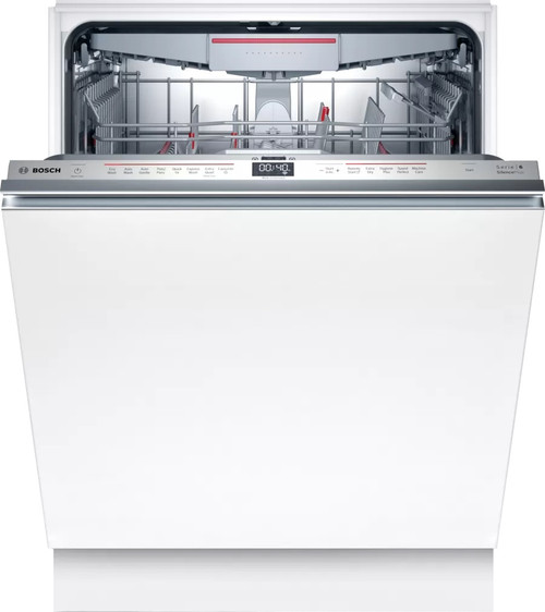 Bosch 15 Place White Fully-Integrated Dishwasher Series 6 - Betta Online Only Price