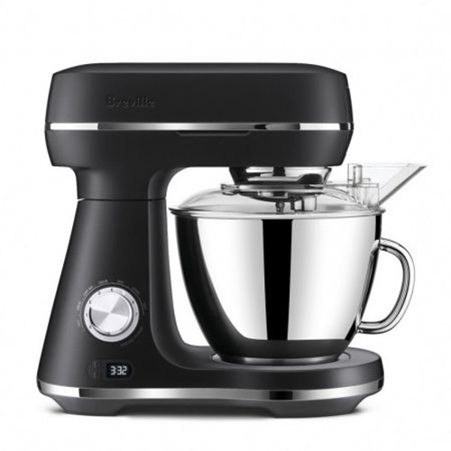 Breville the Bakery Chef™ Hub Mixer Black Truffle - Betta Online Only Price