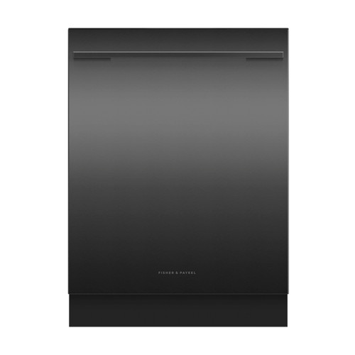 Fisher & Paykel 15 Place Black Built-Under Dishwasher with Handle - Betta Online Only Price
