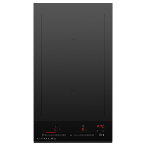 Fisher & Paykel 30cm 2 Zone Induction Cooktop with SmartZone - Betta Online Only Price