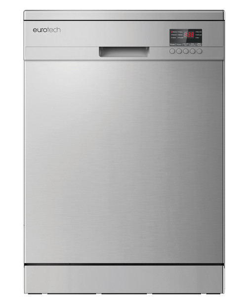 Eurotech 12 Place S/Steel Freestanding Dishwasher - Betta Online Only Price