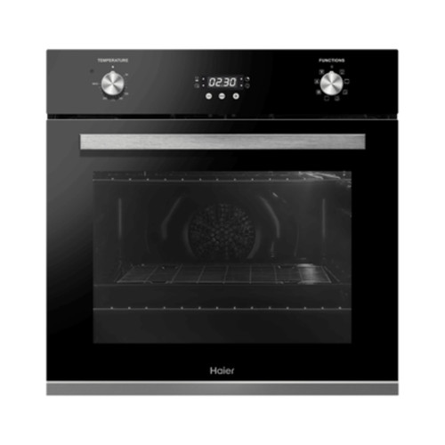 Haier 60cm S/Steel 7 Function 70L Built-in Oven - Betta Online Only Price