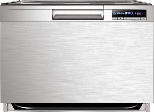 Eurotech 7 Place S/Steel Built-in Single Dish Cabinet - Betta Online Only Price
