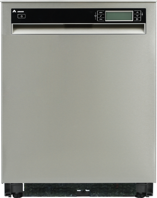 Award 15 Place S/Steel Built-under Dishwasher with Fan Dry - Betta Online Only Price