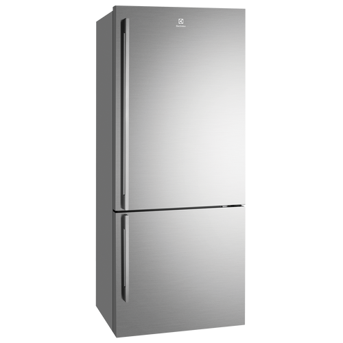 Electrolux 453L S/Steel Bottom Mount Fridge/Freezer R/H - Betta Online Only Price