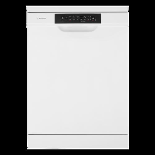 Westinghouse 13 Place 6 Programe White Freestanding Dishwasher