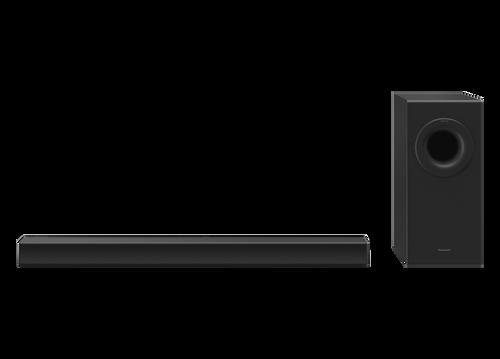Panasonic 2.1 Channel Soundbar + Wireless Subwoofer - Betta Online Only Price