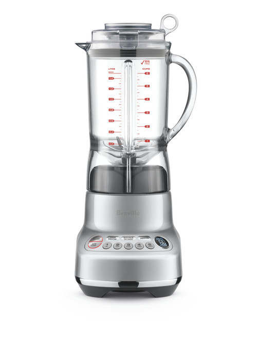 Breville the Fresh and Furious Blender Silver