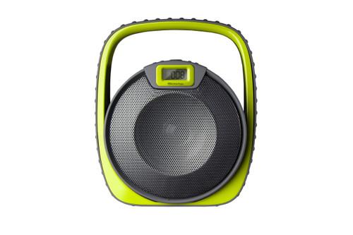 S-Digital Submarine Waterproof Bluetooth Speaker Lime