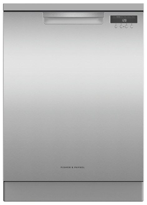 Fisher & Paykel 15 Place S/Steel Freestanding Dishwasher