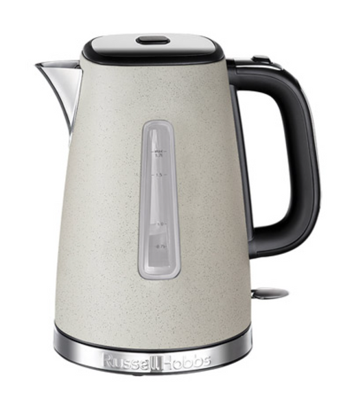 Russell Hobbs Stone Textured Kettle - Betta Online Only Price