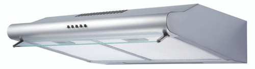Eurotech 60cm S/Steel Freestanding Rangehood