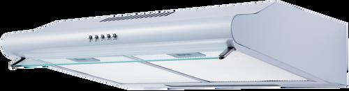 Eurotech 60cm White Freestanding Rangehood