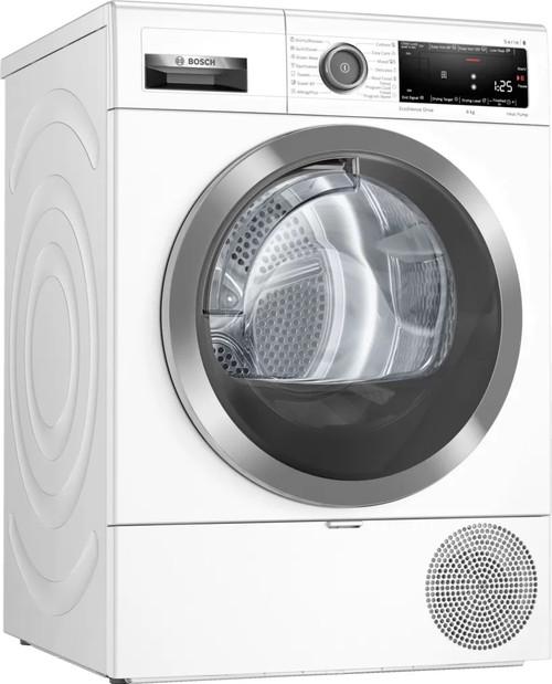 Bosch 8kg Heat Pump Dryer Series 8 - Betta Online Only Price