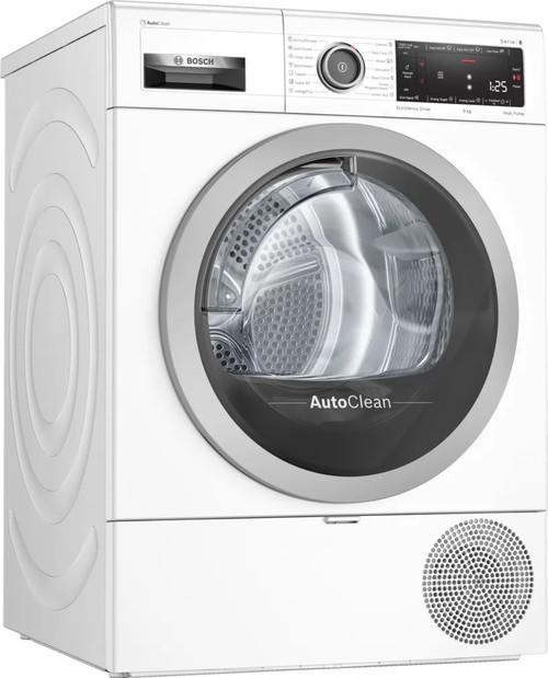 Bosch 9kg Heat Pump Dryer Series 8 - Betta Online Only Price