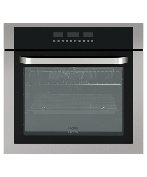 Haier 60cm S/Steel 11 Function Pyrolytic Built-in Oven - Betta Online Only Price