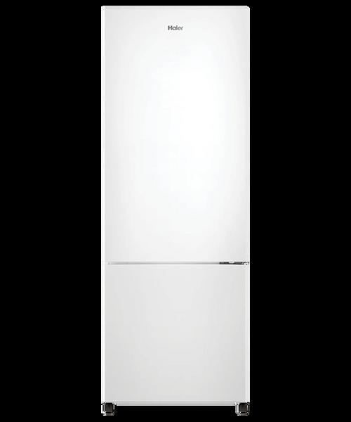 Haier 342L^ White Bottom Mount Fridge/Freezer - Betta Online Only Price