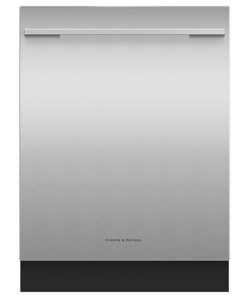 Fisher & Paykel 15 Place S/Steel Built-Under Dishwasher with Handle - Betta Online Only Price