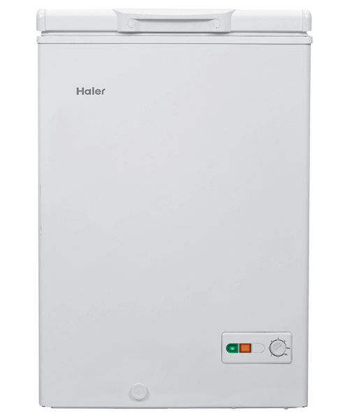 Haier 101L^ White Chest Freezer - Betta Online Only Price