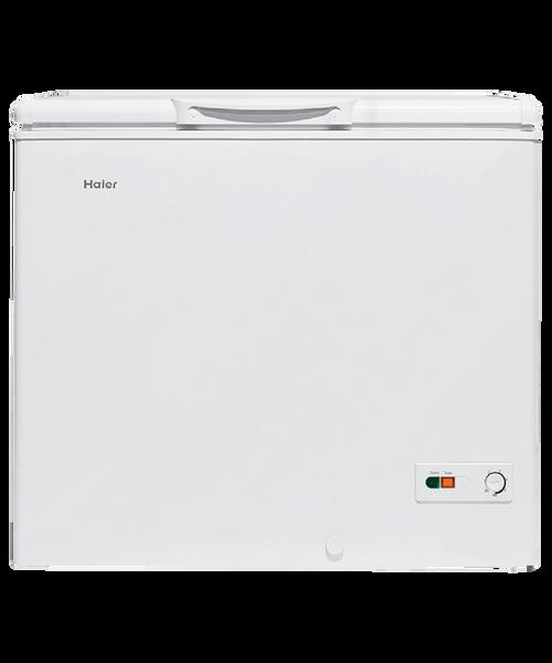 Haier 201L^ White Chest Freezer - Betta Online Only Price