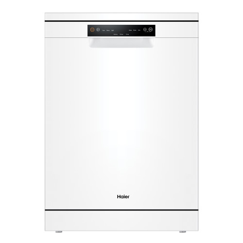 Haier 15 Place White Freestanding Dishwasher - Betta Online Only Price