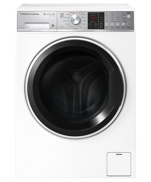 Fisher & Paykel 10kg Front Load Washing Machine with Steam Care - Betta Online Only Price