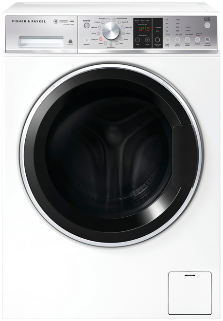 Fisher & Paykel 11kg Front Load Washing Machine with Stream Refresh