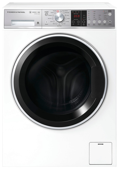 Fisher and Paykel 11kg Front Load Washing Machine with Steam Care