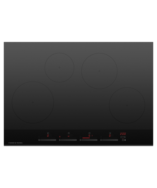 Fisher & Paykel 75cm 4 Zone Induction Cooktop - Betta Online Only Price