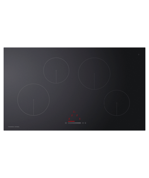 Fisher & Paykel 90cm 4 Zone Induction Cooktop - Betta Online Only Price