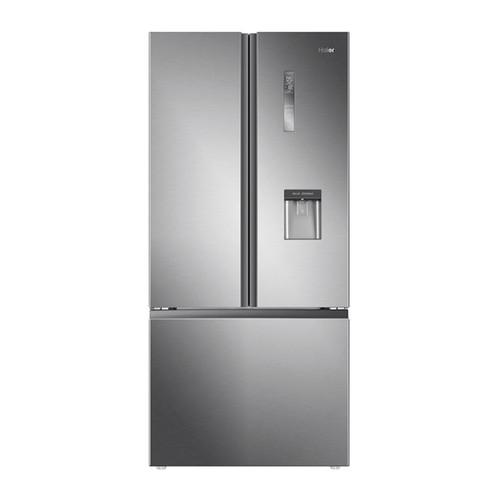 Haier 514L^ Satina French Door Fridge/Freezer