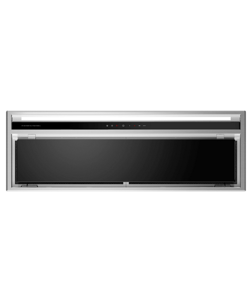 Fisher & Paykel 90cm S/Steel Integrated Rangehood with External Blower - Betta Online Only Price