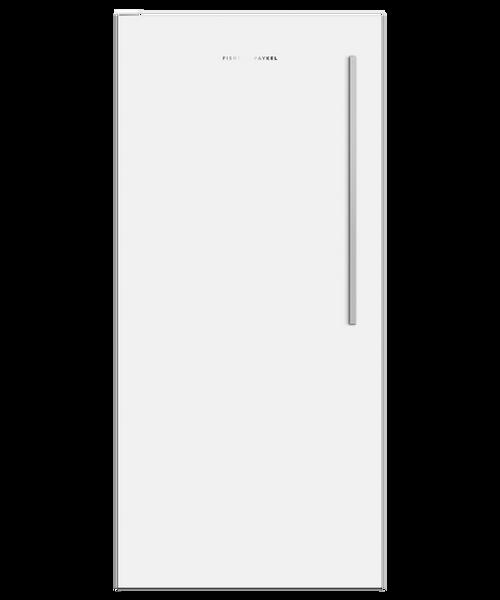 Fisher & Paykel 304L^ White Vertical Freezer - Betta Online Only Price