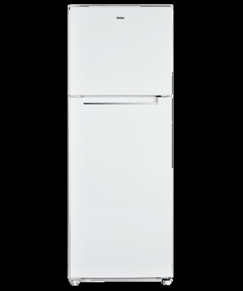 Haier 362L^ White Top Mount Fridge/Freezer - Betta Online Only Price