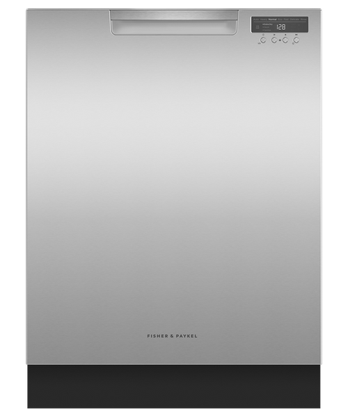 Fisher & Paykel 15 Place S/Steel Built-under Dishwasher - Betta Online Only Price