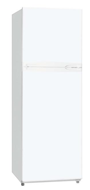 Robinhood 221L White Top Mount Fridge/Freezer - Betta Online Only Price