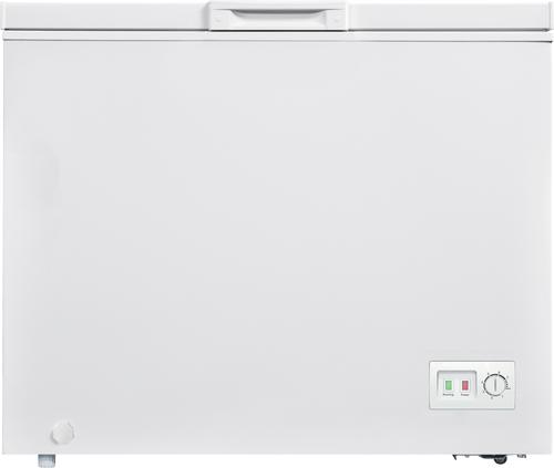 Eurotech 251L White Chest Freezer - Betta Online Only Price