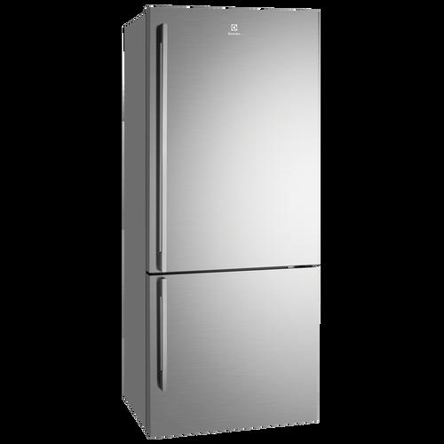 Electrolux 453L S/Steel Bottom Mount Fridge/Freezer - Betta Online Only Price