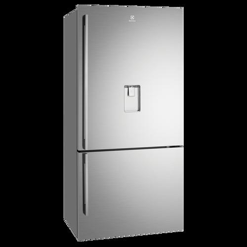 Electrolux 529L S/Steel Water Dispenser Bottom Mount Fridge/Freezer - Betta Online Only Price