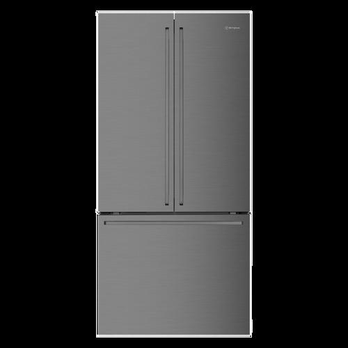 Westinghouse 524L Dark S/Steel French Door Fridge/Freezer - Betta Online Only Price