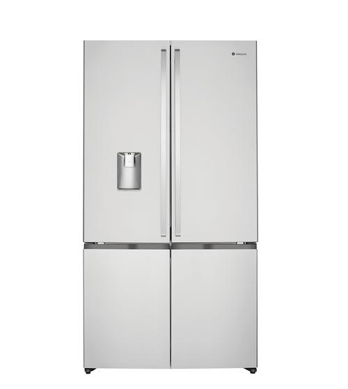 Westinghouse 541L S/Steel French Door Ice & Water Fridge/Freezer - Betta Online Only Price