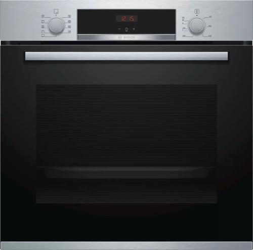 Bosch 60cm S/Steel Single Built-in Oven Series 4 - Betta Online Only Price