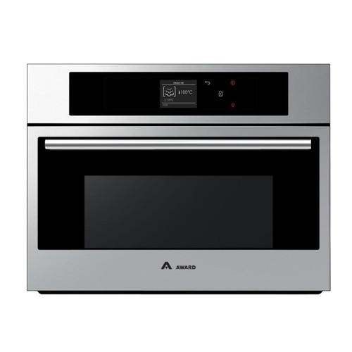 Award 60cm S/Steel 12 Function Combi-Steam Built-in Oven - Betta Online Only Price